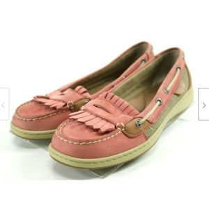 Sperry Top Sider Pearlfish Women's Boat Shoes Sz 9
